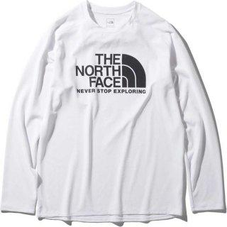 THE NORTH FACE(ザ・ノースフェイス) NT12093 L/S GTD LG CREW ロングスリーブGTDロゴクルー メンズ