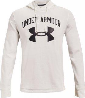 UNDER ARMOUR(アンダーアーマー) 1361559 メンズ UAライバルテリー ビッグロゴフーディー パーカー スポーツウェア