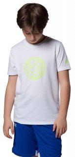UNDER ARMOUR(アンダーアーマー) 1364724 ジュニア ボーイズ UAユース テック ワールド ロゴTシャツ バスケットウェア