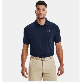 UNDER ARMOUR(アンダーアーマー) 1368122 UAパフォーマンス ポロシャツ メンズ 半袖 ゴルフウェア
