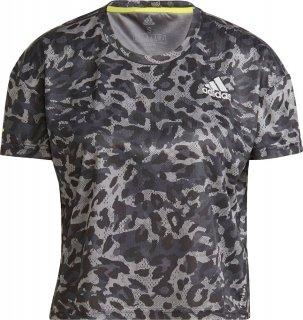 adidas(アディダス) 25247 FAST PRIMEBLUE SHORT SLEEVE Tシャツ W マラソン レディース