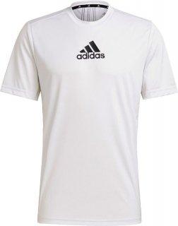 adidas(アディダス) 28890 M D2M メンズ 3ストライプス 半袖 Tシャツ