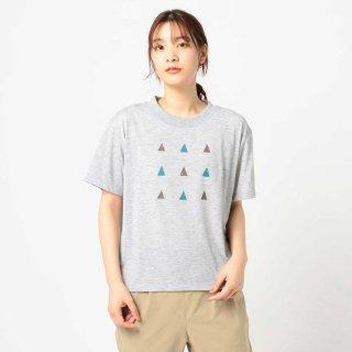 Columbia(コロンビア) PL0155 Hike and Life W Short Sleeve Tee ショートスリーブTシャツ