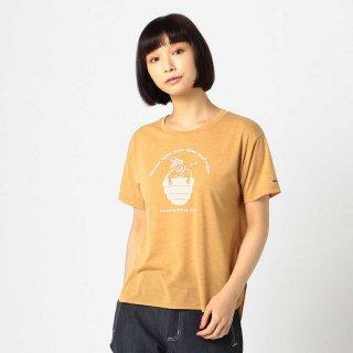 Columbia(コロンビア) PL0156 After Mountain W Short Sleeve Tee Tシャツ レディース