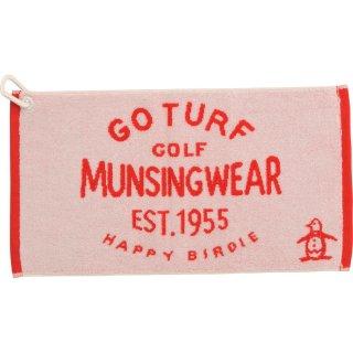 Munsingwear(マンシングウェア) MGBPJE02 ゴルフタオル 今治タオル