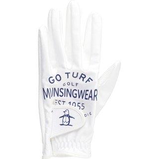 Munsingwear(マンシングウェア) MQBPJD01 ゴルフグローブ 手袋 左手用 右利き