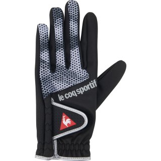 lecoq sportif(ルコック) QQBRJD00 ゴルフグローブ 手袋 左手用 右利き