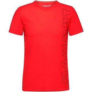 MAMMUT(マムート) 1017-02011 QD Logo Print T-Shirt AF Men ロゴプリントティシャツ メンズ