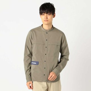 Columbia(コロンビア) PM0019 Second Hill Long Sleeve Shirt ロングスリーブシャツ メンズ