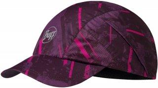 BUFF(バフ) 437136 PRO RUN CAP STR PK S/M ランニング キャップ 帽子
