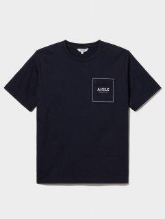 AIGLE(エーグル) ZTH071J 吸水速乾 AIGLE ポケット Tシャツ