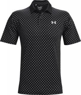 UNDER ARMOUR(アンダーアーマー) 1361857 メンズ UAパフォーマンス プリント ポロシャツ ゴルフウェア 半袖