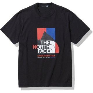 THE NORTH FACE(ザ・ノースフェイス) NT32132 メンズ ショートスリーブカラコラムレンジティー 半袖Tシャツ