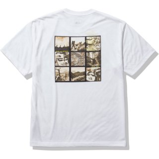THE NORTH FACE(ザ・ノースフェイス) NT32146 メンズ ショートスリーブベースキャンプダッフルフォトティー 半袖Tシャツ