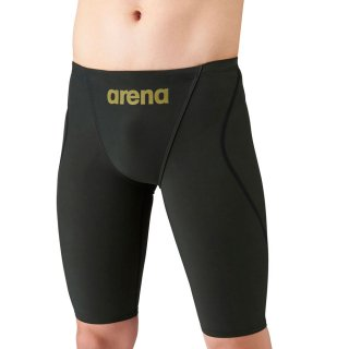 ARENA(アリーナ) ARN-1011M FINA承認 アクアフォースフュージョントライ ハーフスパッツ 競泳水着 メンズ 男性用