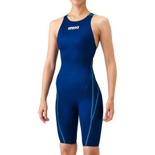 ARENA(アリーナ) ARN-1020WJ アクアアドバンスト ジュニアハーフスパッツオープンバック ガールズ 競泳水着 FINA承認