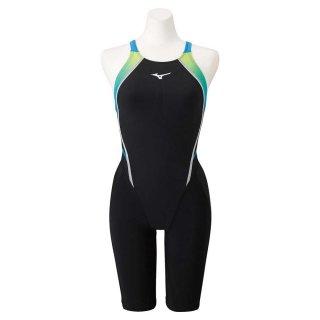 MIZUNO(ミズノ) N2MG1431 競泳用FX・SONIC Prism ハーフスーツ ジュニア ガールズ 競泳用水着