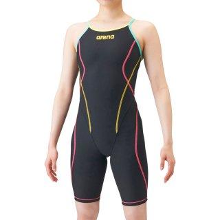 ARENA(アリーナ) SAR-9100W レディース TOUGHSUIT タフフライバックスパッツ 競泳トレーニング水着 練習用