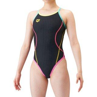 ARENA(アリーナ) SAR-0100W レディース スーパーフライバック 競泳 トレーニング水着 練習用