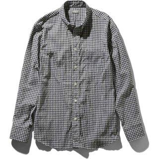 THE NORTH FACE(ザ・ノースフェイス) NR11966 L/S Hidden Valley Shirt メンズ アウトドア トップス 長袖シャツ