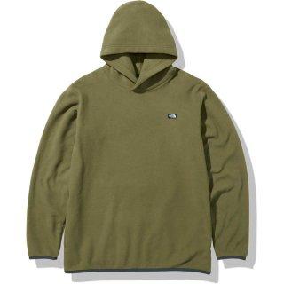 THE NORTH FACE(ザ・ノースフェイス) NL22035 Micro Fleece Hoodie メンズ アウトドア トップス フリース フーディー