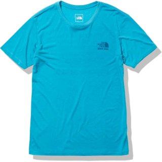 THE NORTH FACE(ザ・ノースフェイス) NT32174 S/S FLASHDRY Merino Message Crew メンズ 半袖Tシャツ