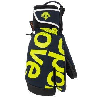 DESCENTE(デサント) DWBQJD61 Move Sport 3 FINGER MITTEN メンズ スキーグローブ 手袋