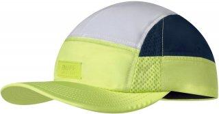 BUFF(バフ) 437143 5PANEL CAP D LIME L/XL ランニングキャップ