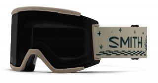 SMITH OPTICS(スミス) SQUAD XL スノーゴーグル スキー アジアンフィット スペアレンズ付き
