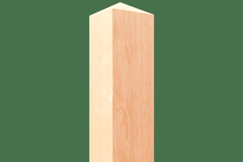 長さ8尺(2424�)