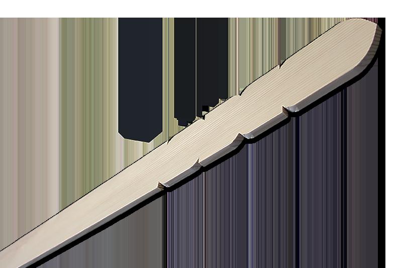 卒塔婆7尺×3寸×12mm等級B(10本入)