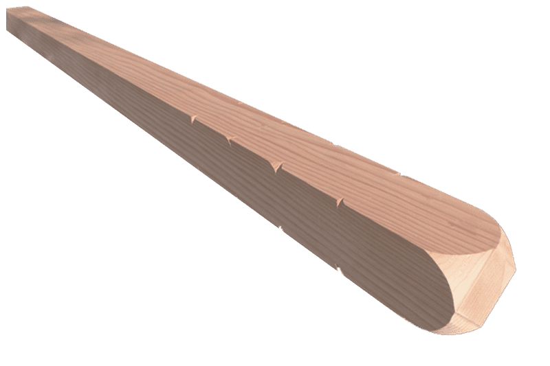 角塔婆 8尺×4寸 1本
