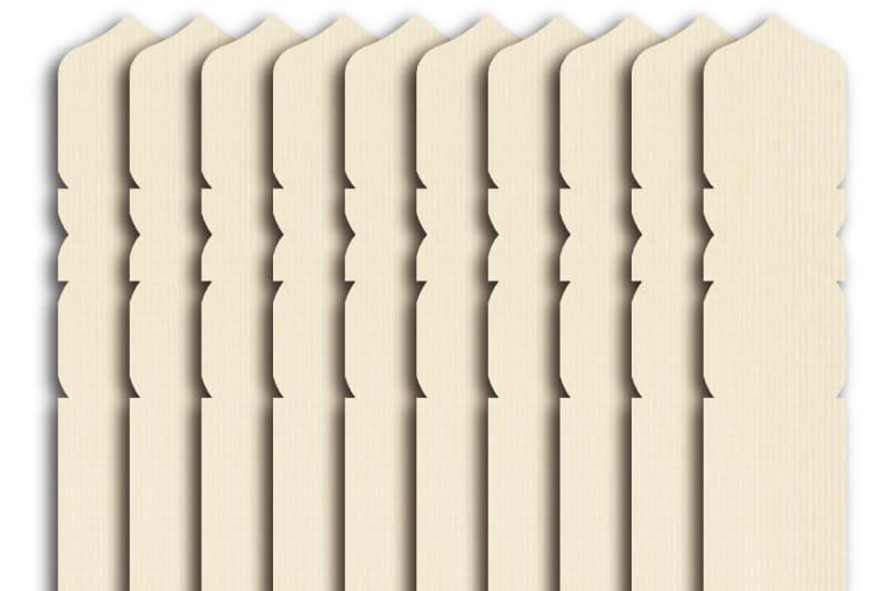 卒塔婆1尺5寸×2寸1分5厘×4mm等級A(50本入)