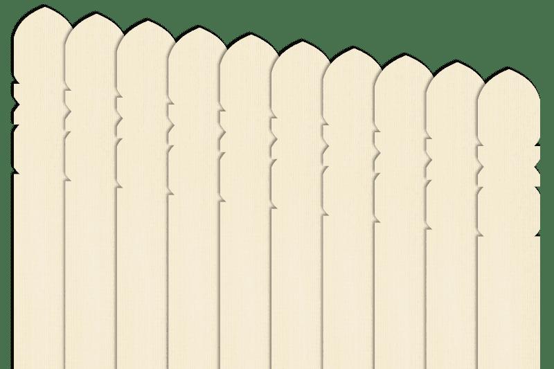卒塔婆2尺×2寸×7mm等級C(50本入)