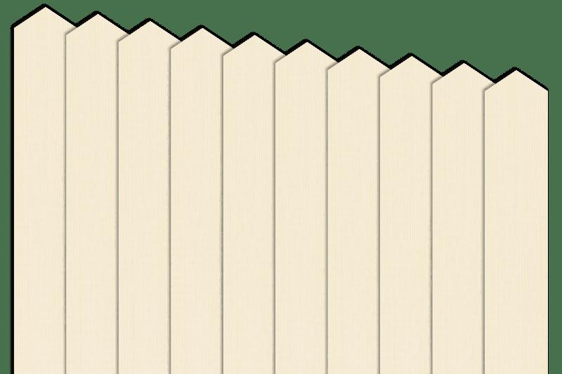 神式塔婆2尺×2寸×7mm等級C(50本入)