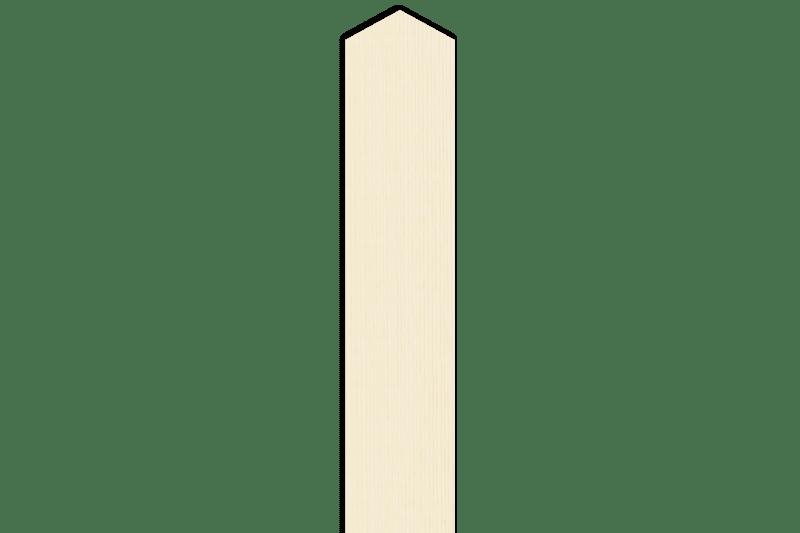 神式塔婆4尺×2寸4分×9mm等級A(1本入)