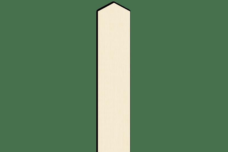 神式塔婆5尺×2寸5分×9mm等級B(1本入)