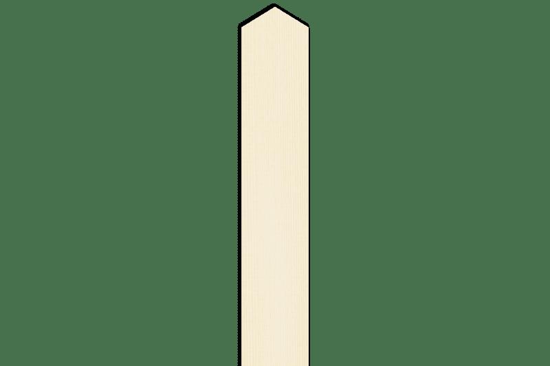 神式塔婆1尺5寸×2寸1分5厘×4mm等級C(1本入)