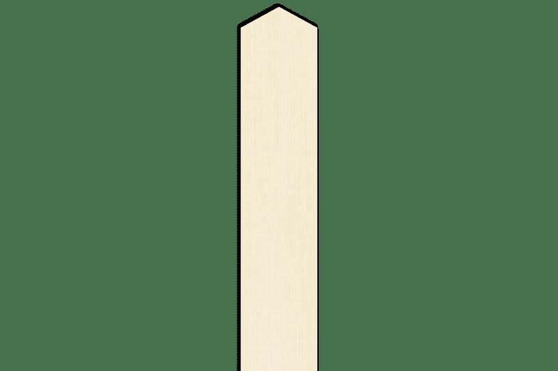 神式塔婆2尺5寸×2寸4分×9mm等級C(1本入)