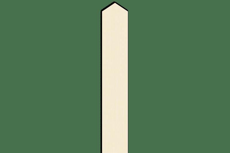 神式塔婆5尺×2寸×9mm等級A(1本入)