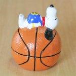 スヌーピーバンク バスケットボール