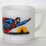 フェデラルグラス スーパーマンマグ