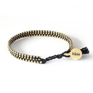 Wakami:<br>Single Bracelet<br>P.S. - KISS