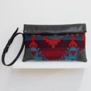 Sseko Designs:<br>Mountain View Clutch