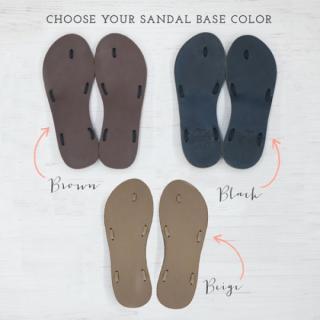 Sseko Designs:<br>Sandal Bases