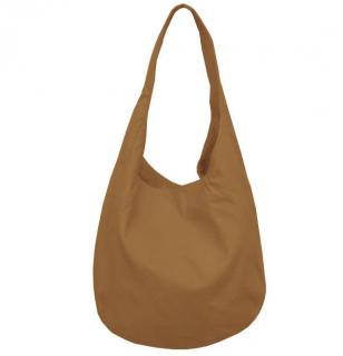 Sseko Designs:<br>Honey Brown Hobo