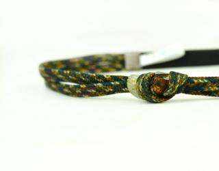 Triangle Theory:<br>Headband<br> (Green & Brown Tone)