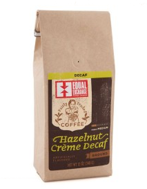 Equal Exchange<br>Hazelnut Creme Decaf (Grind)