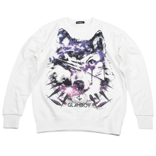 <img class='new_mark_img1' src='//img.shop-pro.jp/img/new/icons16.gif' style='border:none;display:inline;margin:0px;padding:0px;width:auto;' />STARWOLF SWEATSHIRTS