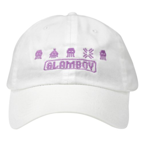 CAP 【WHITE/PURPLE】
